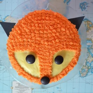 A Fox Party for Squawk – happy first birthday mate.