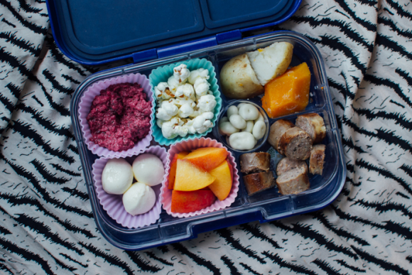 Lunch box ideas - bento life - patchwork cactus