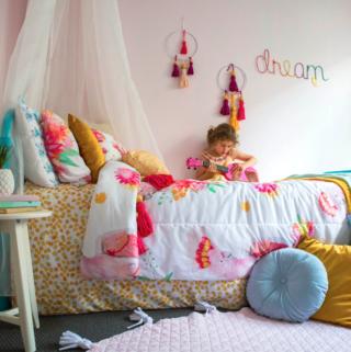 Vellaquin – Australiana Inspired Bedding