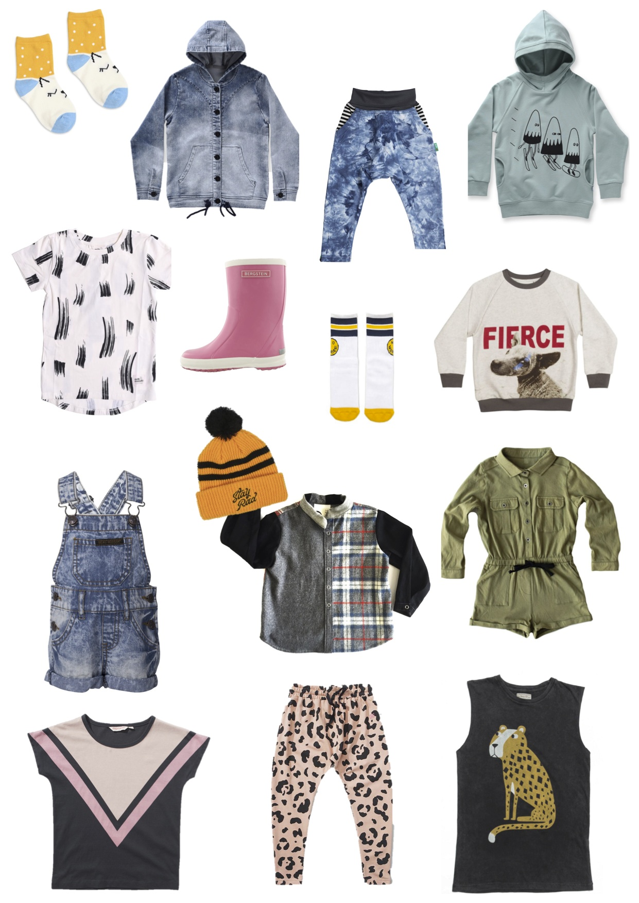 Kids Outfits Clothes Fashion: 15 Rad Kids Clothing Items From Aussie Brands