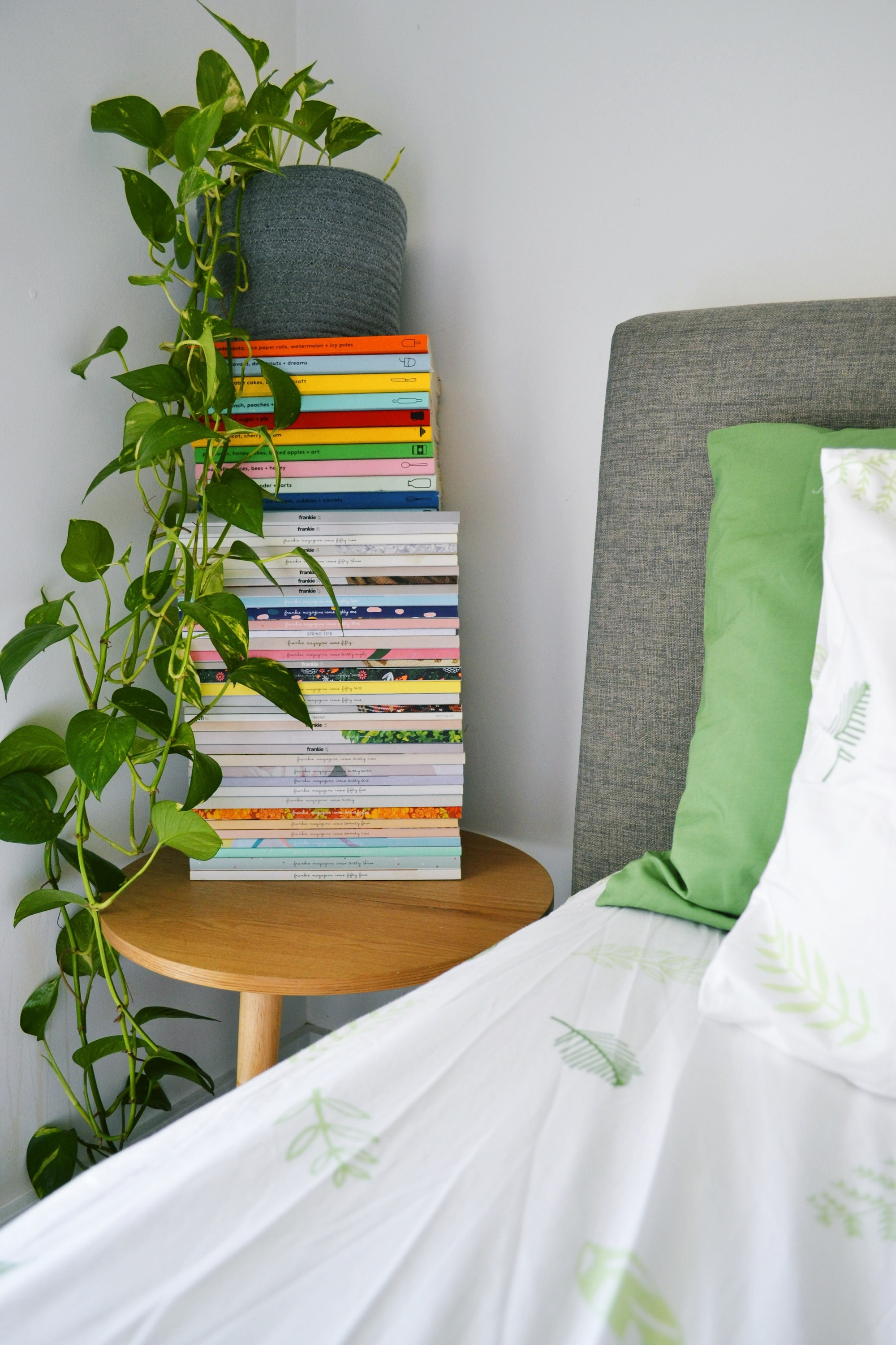 More than ever giveaway - Five ways to freshen up your master bedroom for summer