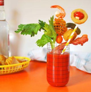 Loaded Bloody Mary Recipe